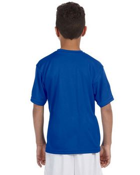 Harriton M320Y Youth Athletic T Shirt