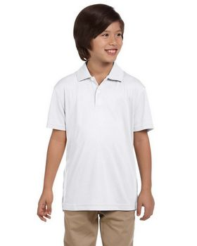 Harriton M353Y Youth Sport Shirt