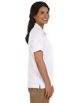 Harriton M354W Ladies Micro Pique Polo