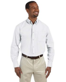 Harriton M510 Mens Value Poplin Shirt