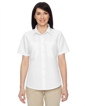 Harriton M580W Ladies Key West Staff Shirt