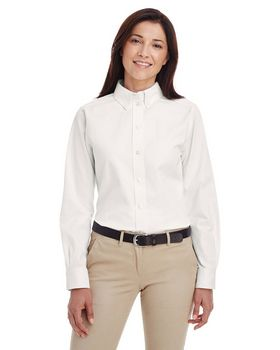 Harriton M581W Foundation Twill Shirt