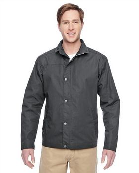 Harriton M705 Adult Auxiliary Canvas Work Jacket