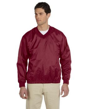 Harriton M720 Mens Athletic Pullover Jacket