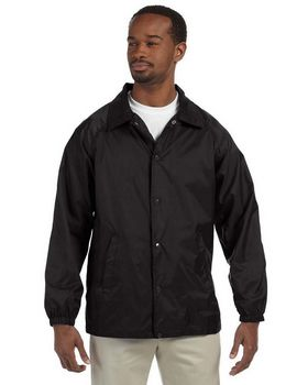 Harriton M775 Nylon Staff Jacket