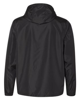 Independent Trading Co. Windbreaker Zip Jacket