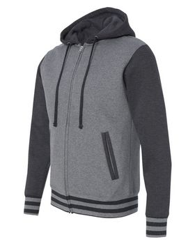 Independent Trading Co. IND45UVZ Full-Zip Sweatshirt