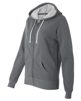 Independent Trading Co. Two-Color Deluxe Fleece