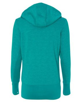 Independent Trading Co. Hooded Full-Zip Sweatshirt