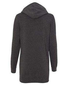 Independent Trading Co. PRM65DRS Hooded Pullover Dress