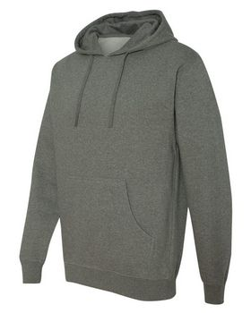 Independent Trading Co. SS4500 Mens Midweight Hooded Pullover Sweatshirt