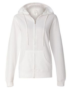 Independent Trading Co. Full-Zip Hooded Sweatshirt