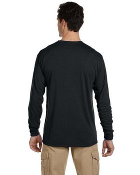 Jerzees 21ML 100% Polyester Long Sleeve T-Shirt