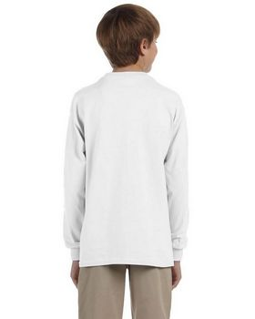 Jerzees 29BL Youth 50/50 Long-Sleeve T-Shirt