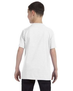 Jerzees 29B Youth 50/50 Heavyweight Blend T-Shirt