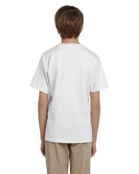 Jerzees 363B Youth HiDENSI-T Cotton T-Shirt