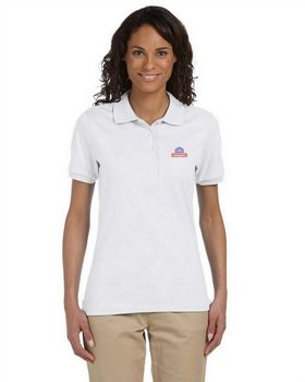 Jerzees 437W Ladies Jersey Polo with SpotShield