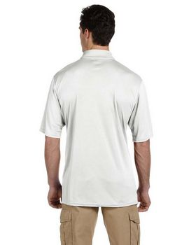 Jerzees 441M Mens 100% Polyester Micro Pointelle Mesh Shirt