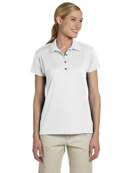 Jerzees 441W Ladies Micro Pointelle Mesh Sport Shirt