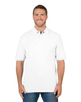 Jerzees 443MR Mens Pique Polo Shirt