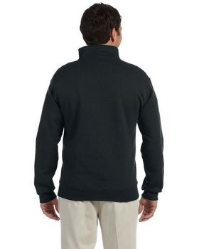 Jerzees 4528 Super Sweats 50/50 Quarter-Zip Pullover