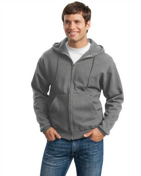 Jerzees 4999M Super Sweats Full-Zip Hooded Sweatshirt