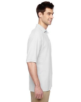Jerzees 537MSR Mens Easy Care Polo