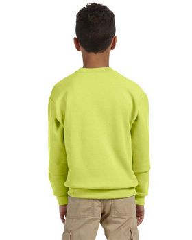 Jerzees 562B Youth 50/50 Crew Neck