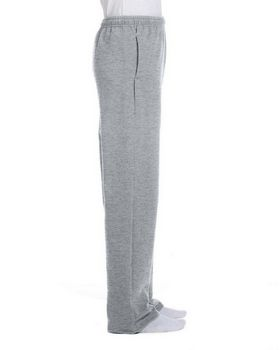 Jerzees 974MP 50/50 Open Bottom Fleece Pant