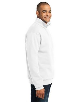 Jerzees 995M Cadet Collar Sweatshirt