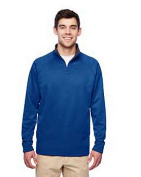 Jerzees PF95 Adult DRI-POWER SPORT Collar Sweatshirt