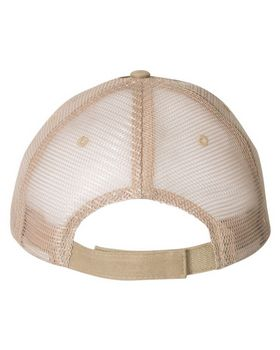 Kati LC101V Unstructured Washed Mesh Cap