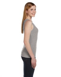 LAT 3565 Ladies Combed Ringspun Tank