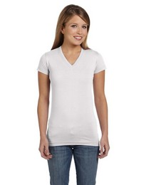 LAT 3607 Junior Fine Jersey T-Shirt