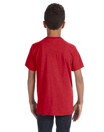 Lat L6105 Youth Vintage Fine Jersey T Shirt