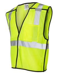 Ml Kishigo 1535-1536 Economy Single Pocket Breakaway Vest