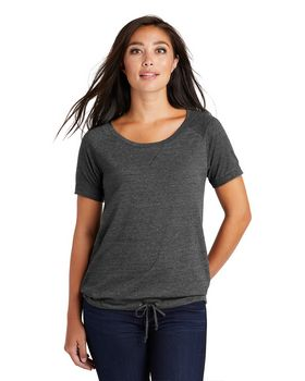 New Era LNEA133 Ladies Tri-Blend Performance Cinch Tee