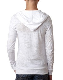 Next Level 6521 Ladies Burnout Hoody
