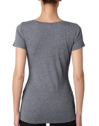 Next Level 6730 NL Ldy TriBlend Scoop Tee