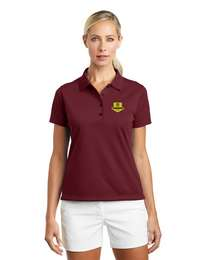 Nike Golf 203697 Ladies Tech Basic Dri-FIT Polo