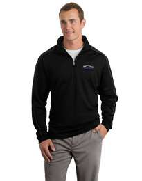 Nike Golf 354060 Dri-FIT 1/2-Zip Cover-Up