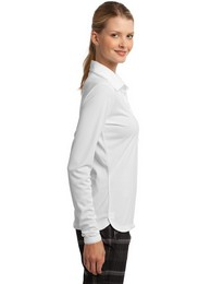 Nike Golf 545322 Ladies Long Sleeve Dri-FIT Stretch Tech Polo