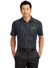 Nike Golf 632412 Dri FIT Embossed Polo