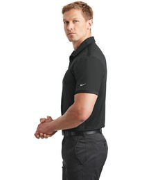 Nike Golf Dri-FIT Logo Embroidered Woven Polo