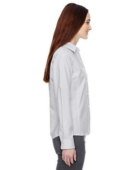 North End Sport Blue 78690 Precise Ladies Shirt