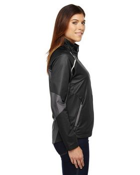 North End 78654 Dynamo Ladies Hybrid Jacket