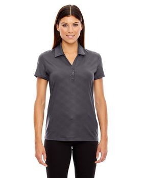 North End 78659 Maze Ladies Polo