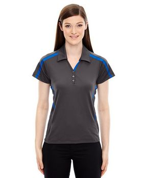 North End 78667 Ladies' Accelerate Performance Polo