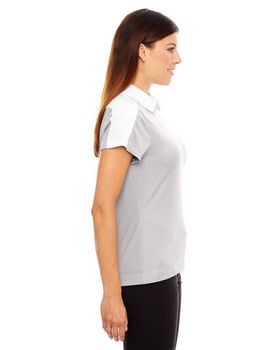 North End 78676 Symmetry Ladies Polo