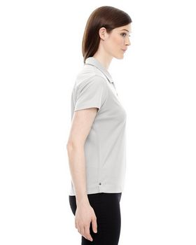 North End 78682 Evap Ladies Polo